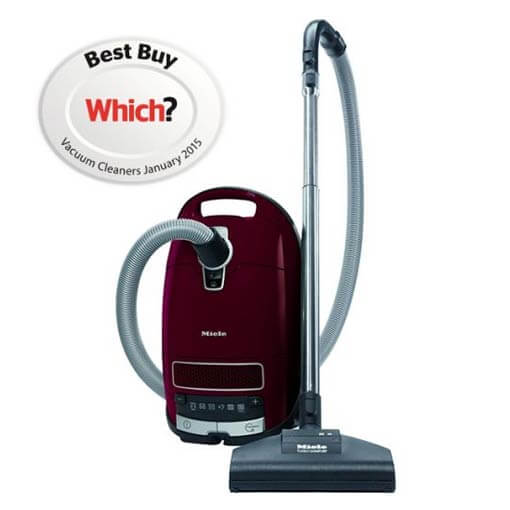 Miele Complete C3 Cat And Dog Turbo Powerline Vacuum Cleaner