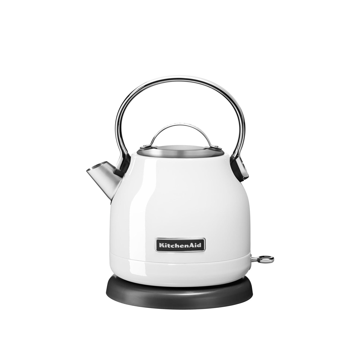 KitchenAid 5K45SSBWH 1.25 Litre Dome Kettle