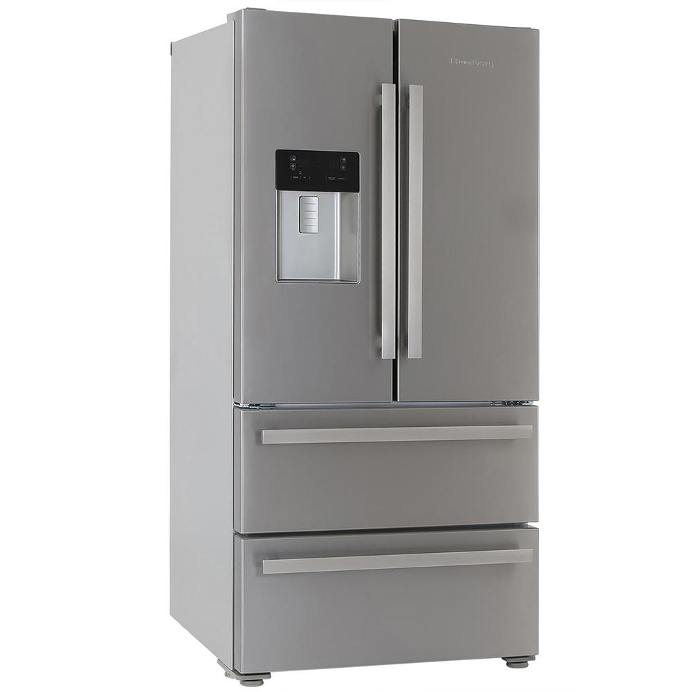 blomberg kfd4952xd french style side by side fridge freezer stuart westmoreland. Black Bedroom Furniture Sets. Home Design Ideas