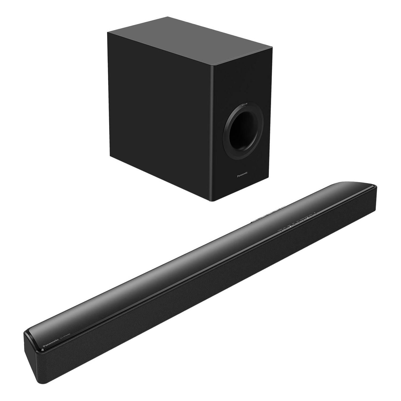 panasonic sc htb488ebk soundbar stuart westmoreland. Black Bedroom Furniture Sets. Home Design Ideas