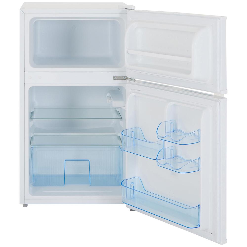 lec t50084w 50cm fridge freezer stuart westmoreland. Black Bedroom Furniture Sets. Home Design Ideas