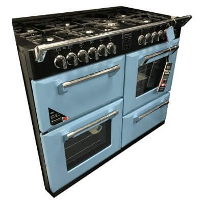 Stoves Richmond 1100 DFT Days Break