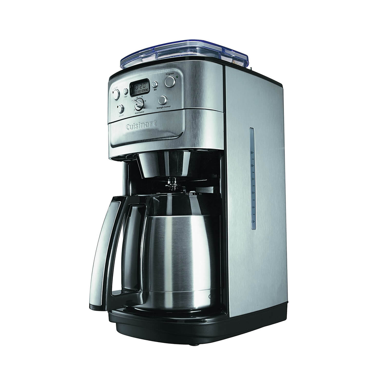 Cuisinart Dgb900bcu Grind And Brew Coffee Maker Stuart