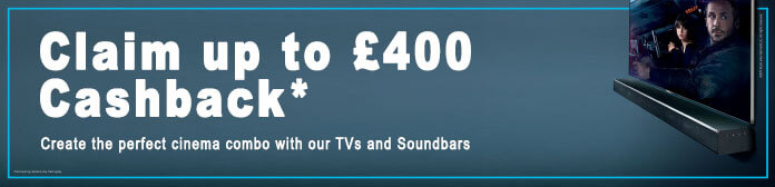 Samsung Soundbar TV Promotion