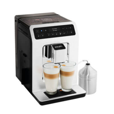 Krups EA893C40 Evidence Connected Bean To Cup Coffee Machine