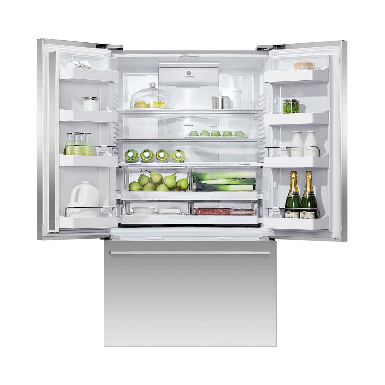 Fisher Paykel Rf540adux4 French Door Style Fridge Freezer With Ice