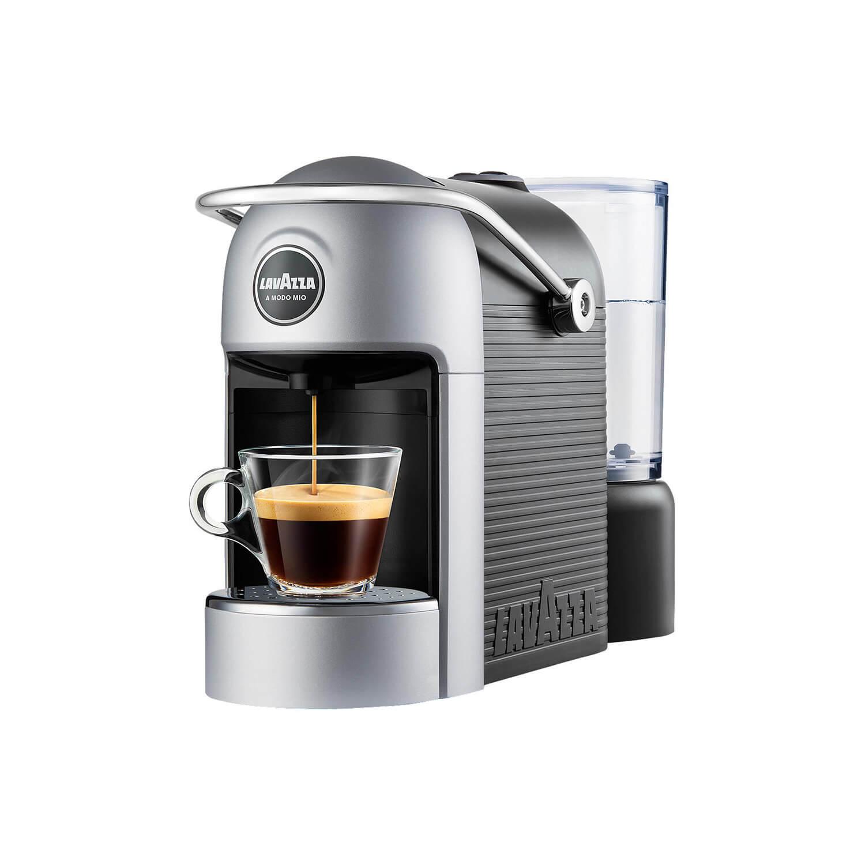 Lavazza A Modo Mio Jolie Plus Silver Coffee Machine Stuart - Lavazza-a-modo-mio-espresso-machine
