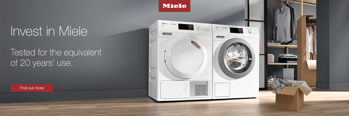 Miele Tested for 20 Years