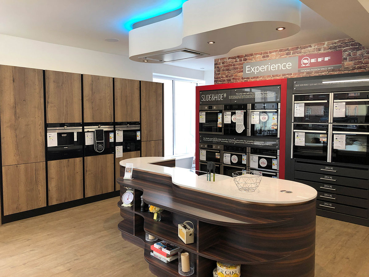 Built-In & Kitchen Experience Centre