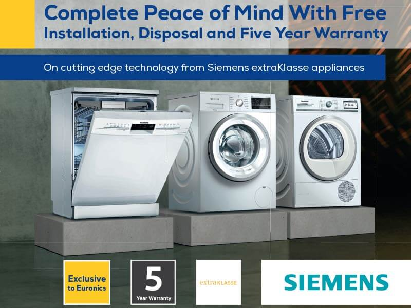 Siemens Free Delivery And Installation