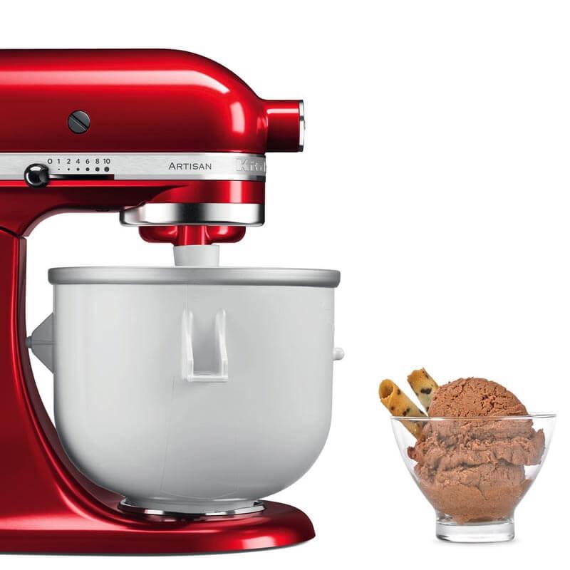 Kitchenaid 5kica0wh Ice Cream Maker Attachment
