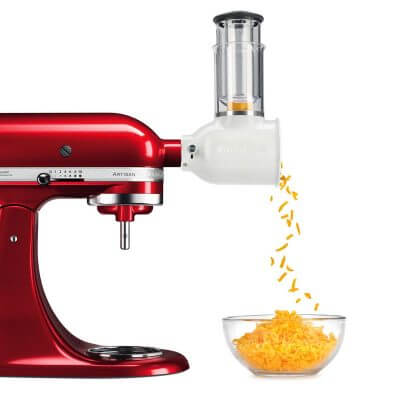 Kitchenaid 5KSMVSA Vegetable Slicer and Grater