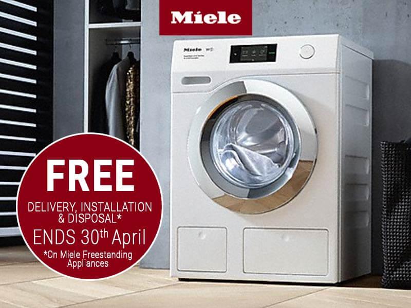 Miele Free Delivery Installation and Disposal