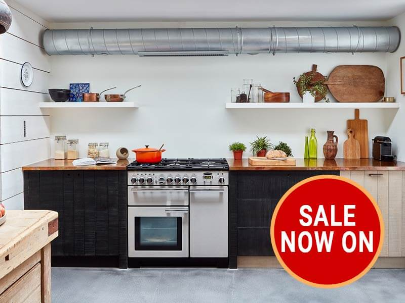 Range Cooker Sale Now On