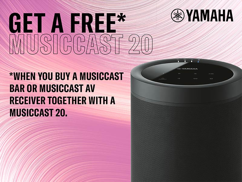 Yamaha Promotion